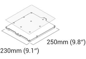 laserA250